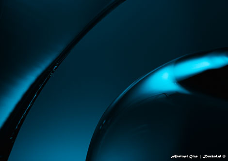 Ducked.nl - Abstract Glas 2