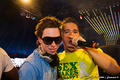 Gallery - Freefunk Festival 2008