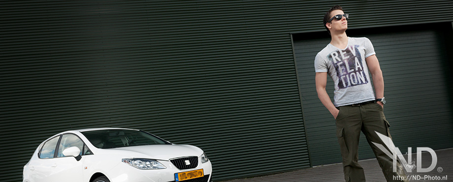 Seat Online EIndhoven Profile Shoot 13-04-2013