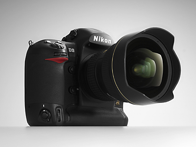 Nikon D3 Ambient View With Nikkor 14-24mm AFS