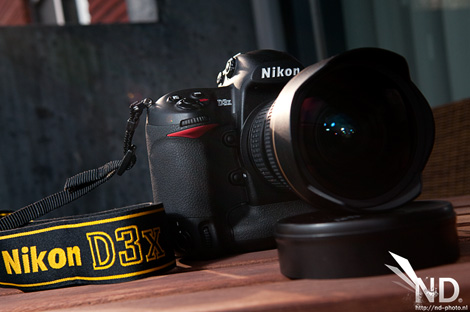 De machtige Nikon D3x gereviewed