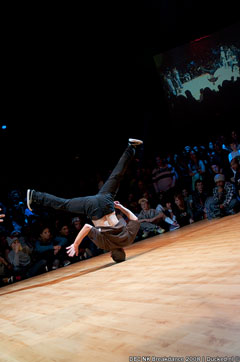 DBC NK Breakdance 14-12-2008 - Headspin