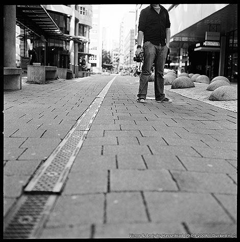 Ducked.nl - Victor & Andy by Hasselblad 09-09-2008 2